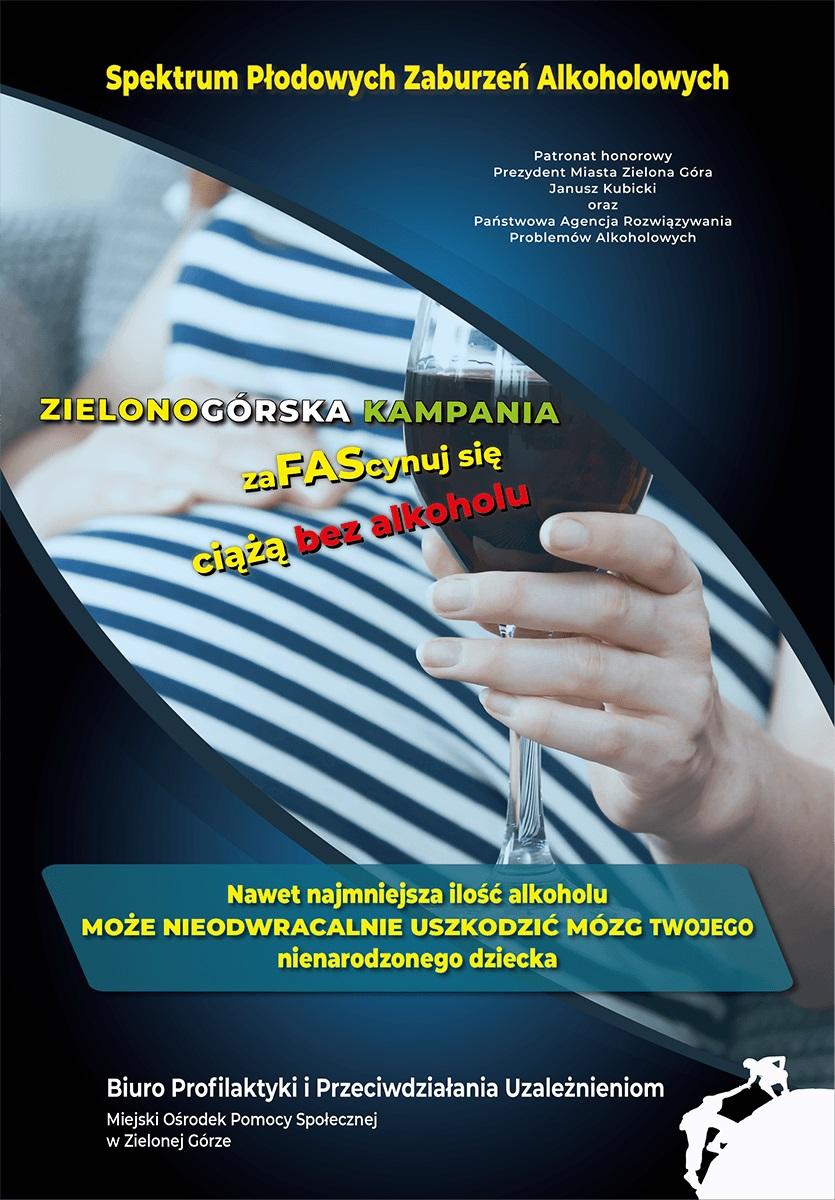 Ilustracja do informacji: Kampania zaFAScynuj się ciążą bez...
