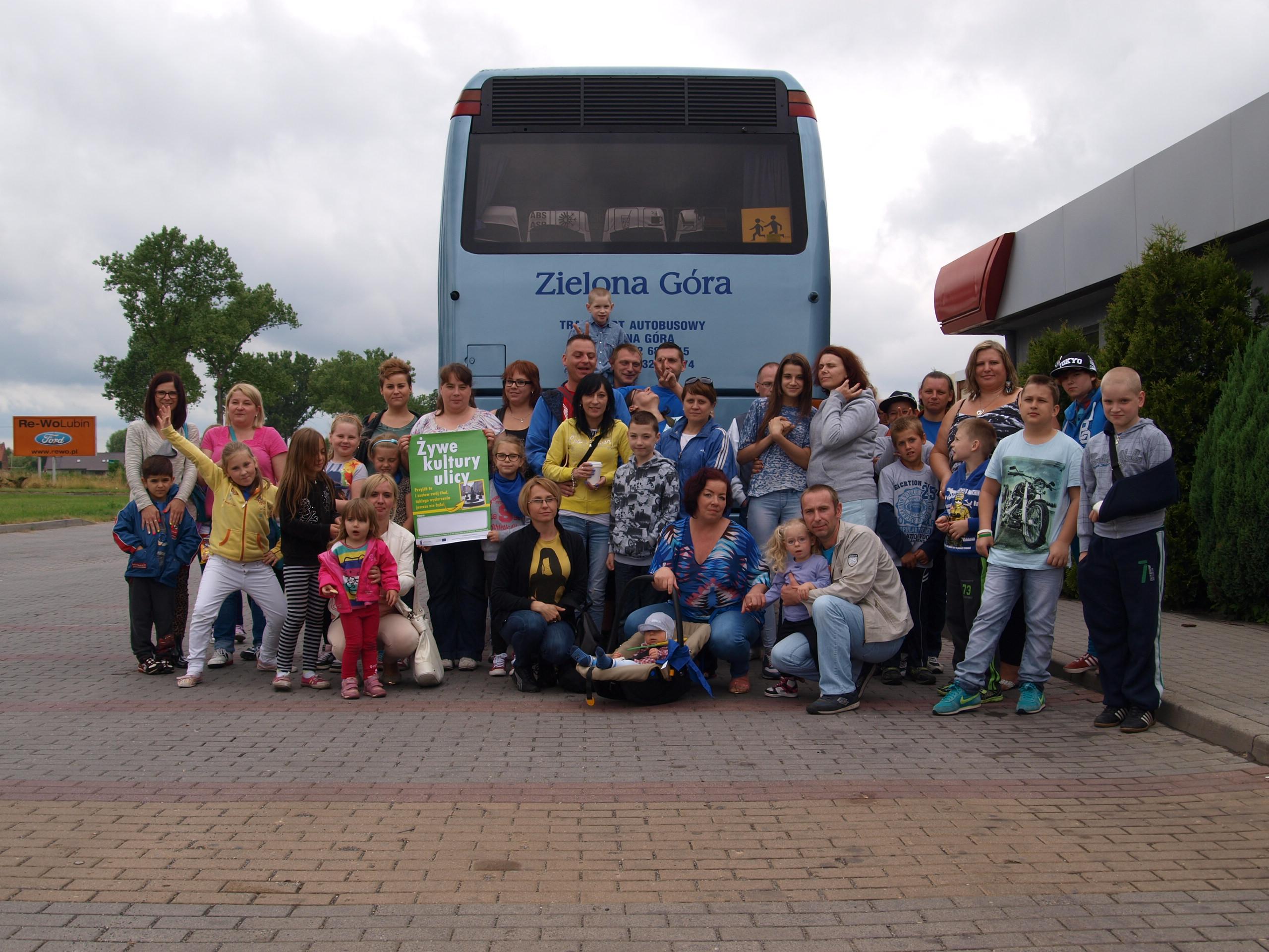 Rodzinny wyjazd do Wrocławia