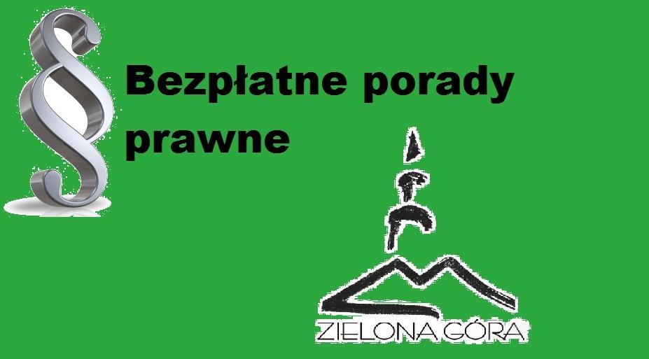 Ilustracja do informacji: Nieodpłatna pomoc prawna w Mieście Zielona Góra